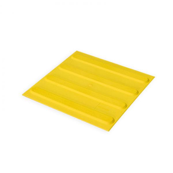 Directional Tactile Pad Yellow