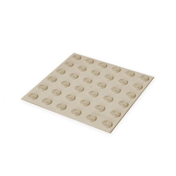 Warning Tactile Pad Cream