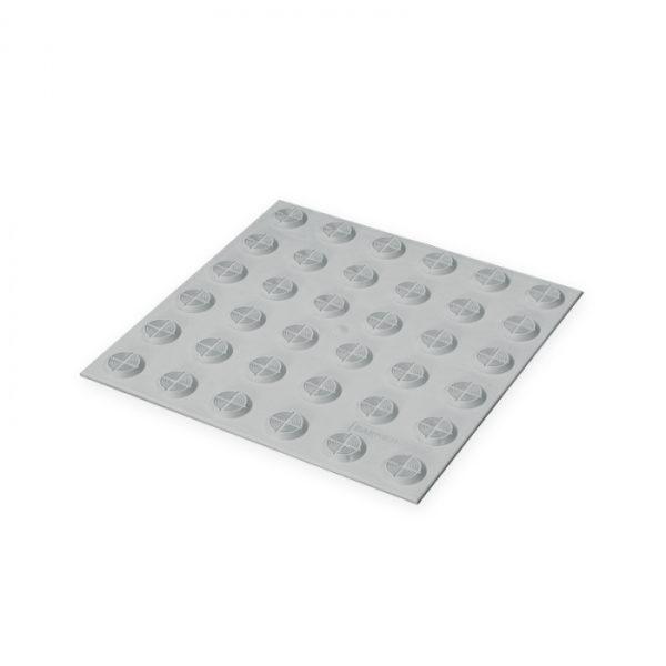 Warning Tactile Pad Grey