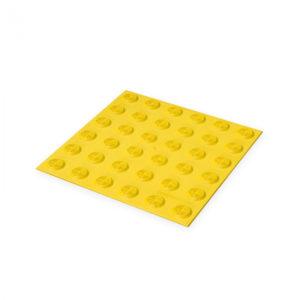 Warning Tactile Pad Yellow